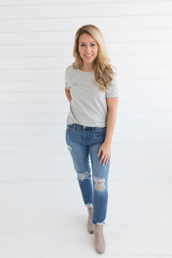 Kimberly Distressed Jeans