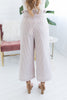 Hamptons Pleated Pants