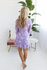 Brittany Long Sleeve Ruffled Dress