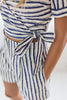 Happy Hour Striped Top