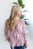 Cali Wrap Blouse