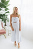 Caroline Cropped Jumpsuit