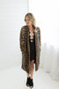 Meredith Longline Cheetah Coat