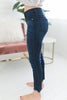 Mollie Skinny Jeans - Dark Denim
