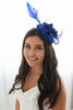 Doll Rebecca Fascinator - Royal