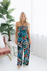 Fresh Threads Halter Jumpsuit