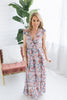 Walk this Way Maxi Dress