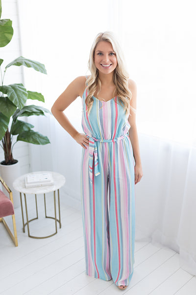 Popsicle Stand Jumpsuit