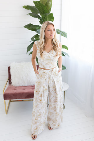 Island Calling Two Piece Set