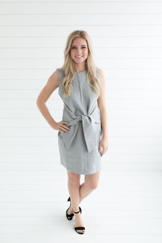 Keke Tie Front Dress
