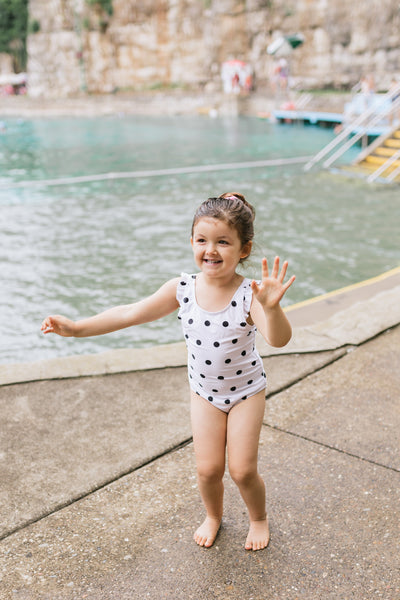 Kiddie Cool for the Pool One Piece