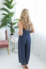 Heather Polka Dot Jumpsuit