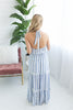 High Tide Halter Maxi