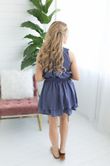 Sweetest Girl Smocked Waist Dress