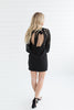 Camille Lace Open Back Dress