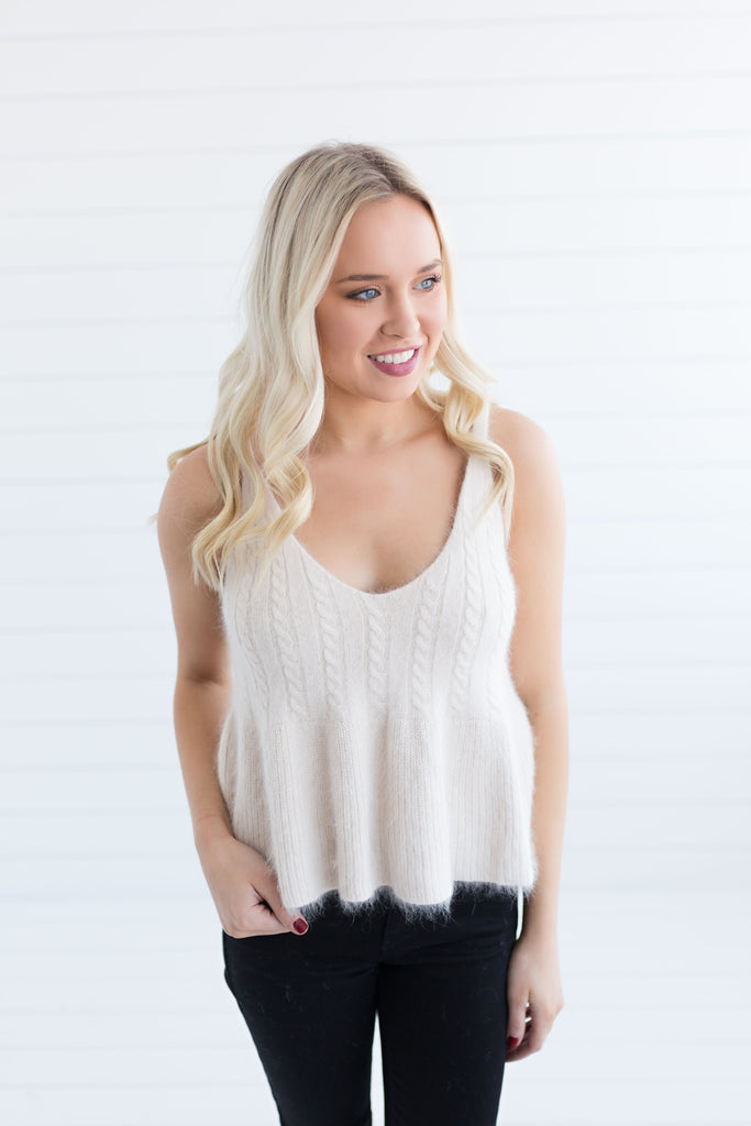 Janice Soft Knit Top