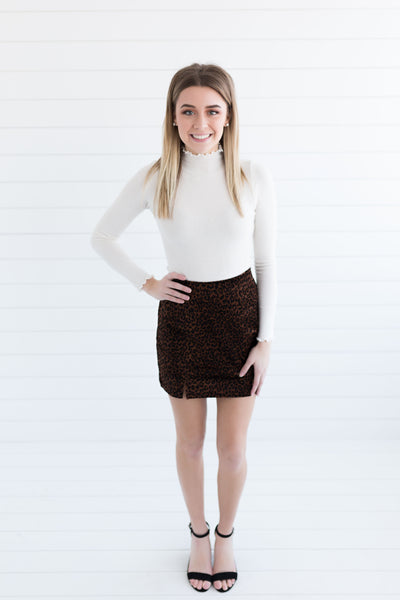 Lauren Mini Skirt