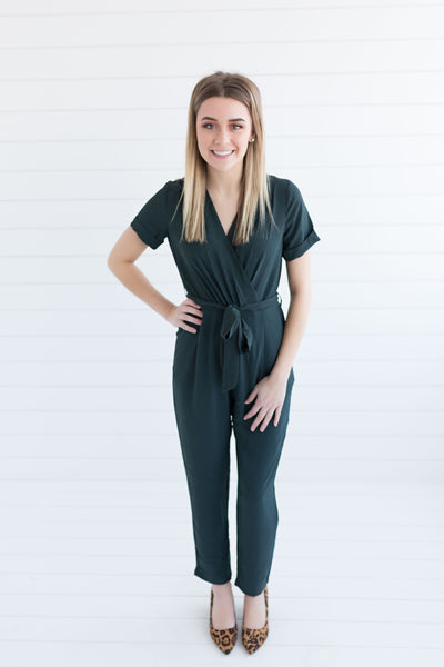 Jess Hunter Jumpsuit