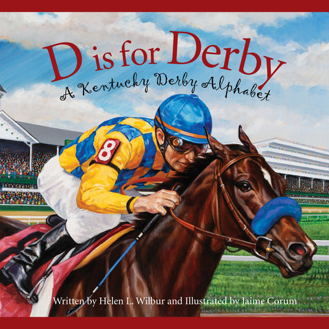 Alphabet Books - D is for Derby