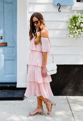 Kody Pleated Dress