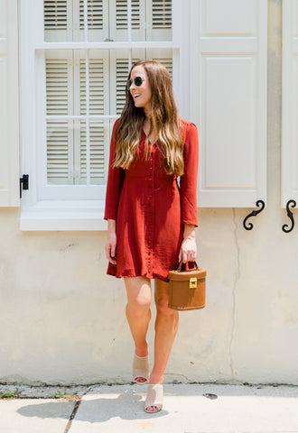 Mac Long Sleeve Dress