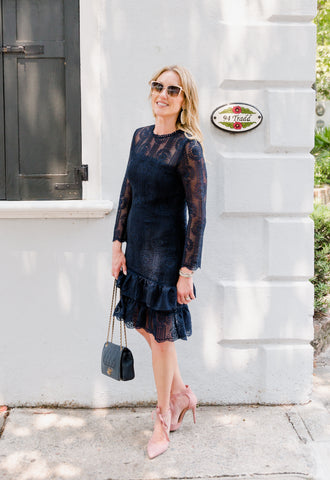 Rhodes Lace Dress