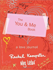 The You & Me Book - A Love Journal