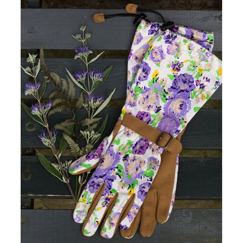 Arm Saver Floral Garden Glover
