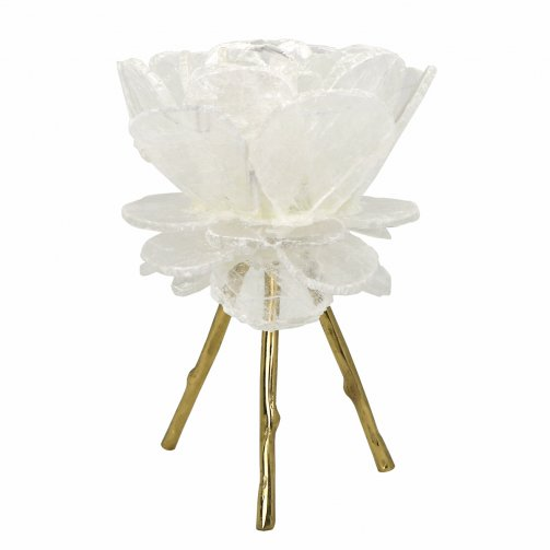 Selenite Flower
