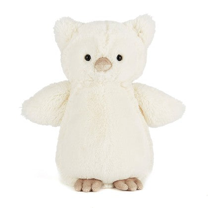 Bashful Stuffed Animal - Owl