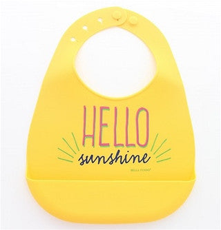 Bella Tunno Wonder Bibs - Hello Sunshine