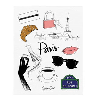 Rifle Paper Co: Parisian Print