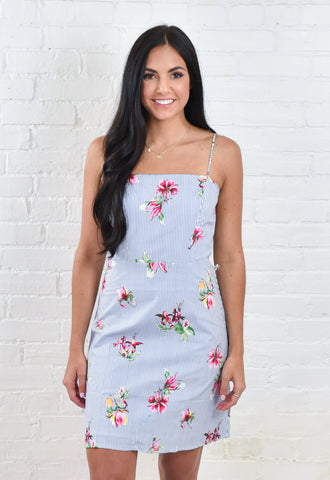 Kennedy Floral Dress