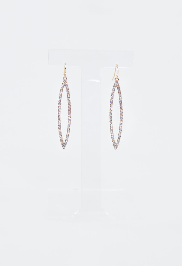 Diamond Abby Earrings