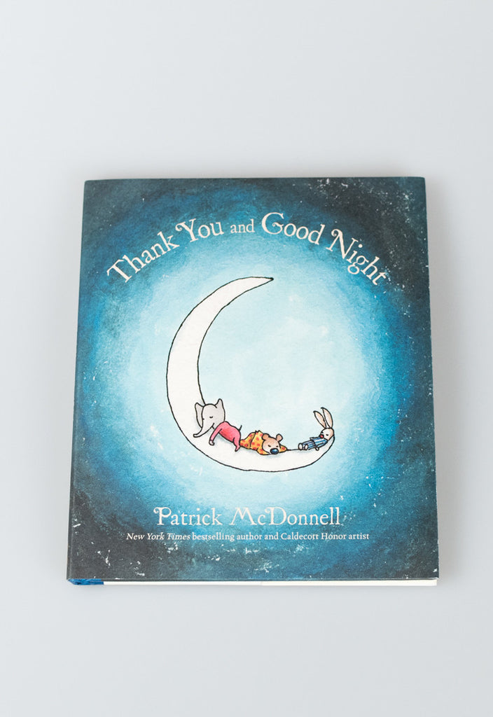 'Thank You and Good Night' Book