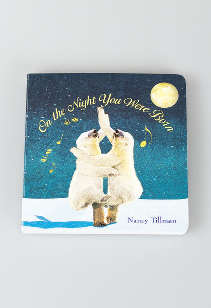 'On The Night You Were Born' Book