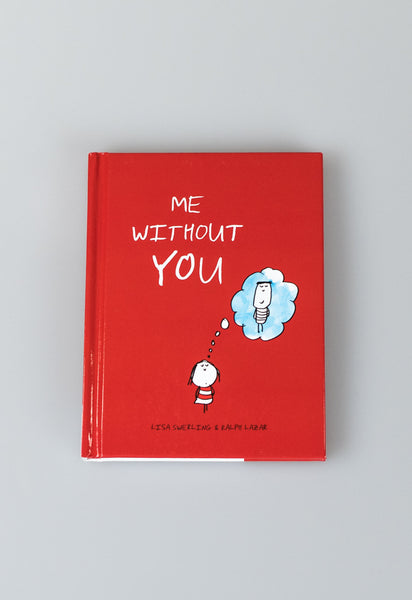 'Me Without You' Book