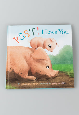 'PSST! I Love You' Book