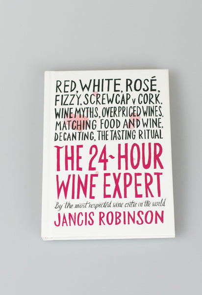 'The 24-Hour Wine Expert' Book