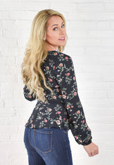 Stephanie Floral Blouse