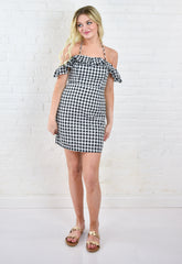 Holly Gingham Tank Dress