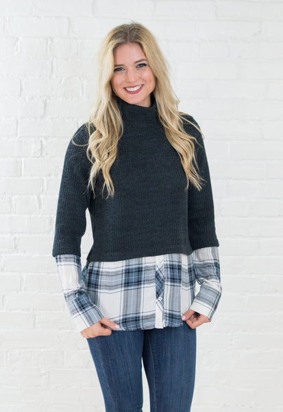 Kesley Knit Long Sleeve Top