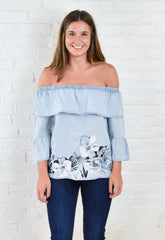 Courtney Off the Shoulder Top