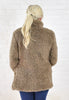 Frankie Sweater Jacket - Mocha