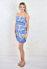 Carla Strapless Dress