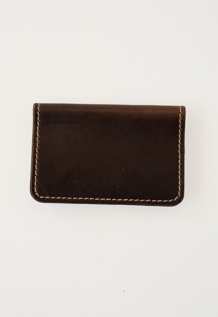 Card Wallet - Light Brown