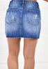 Darling Denim Skirt