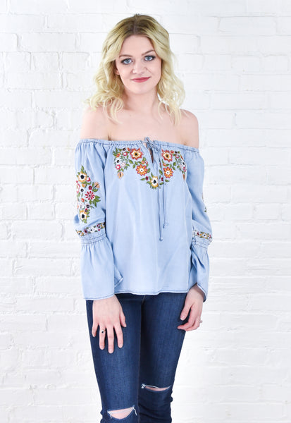 Adrien Off the Shoulder Top
