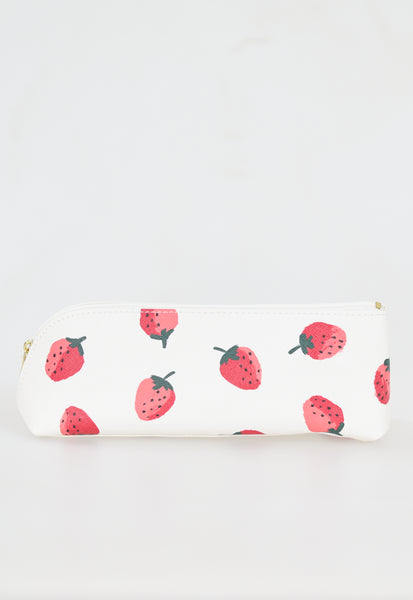 Strawberries Pencil Case by Kate Spade