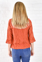 Taylor Lace Bib Top